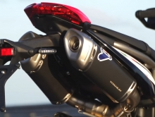 indicators rear LED Ducati Performance  with rubber fitment