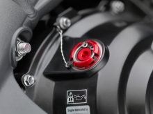 Oil filler plug Ducati Performance by Rizoma