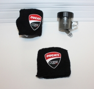 Brake Reservoir REAR or CLUTCH RESERVOIR sock small Ducati Corse