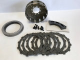 clutch revision kit basket, plates + tool for all Ducati dry clutches 1991-