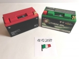 battery lithium ionen  PANIGALE V4, Streetfighter V4, Panigale 899/959/1199/1299