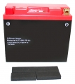 battery lithium ionen for Ducati models 1991-2001 instead of the 16AH-battery