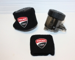 Brake Reservoir sock big Ducati Corse