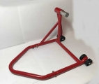Paddock stand rear  low price  for single swingarm models adapter  D. 40,2mm