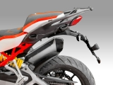 tail tidy short Hypermotard 950 with 2 options to fit turnsignals