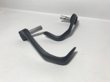 brake or clutch lever protection  carbon